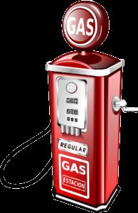 Hunde mit Erdgas tanken