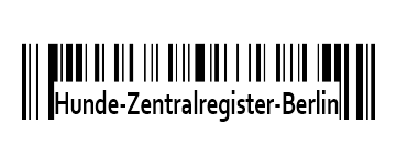 Hunde-Zentralregister-Berlin