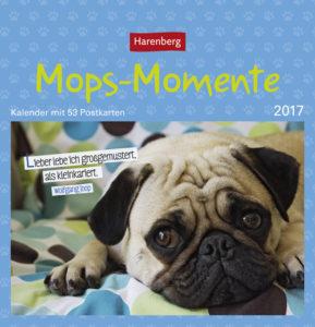 Cover Bild Mops-Momente