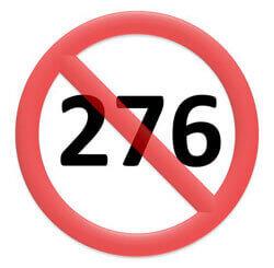 Ländercode 276