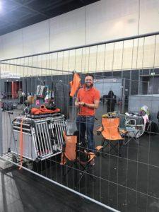 Bremen-Aussteller hinter Gitter